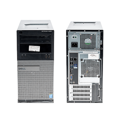 DELL Optiplex 3010 i5 MT, 4GB/250GB, WIN 10 Home - A
