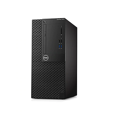 Dell Optiplex 3050 MT i3, 4GB/500GB, WIN 10 Home - A