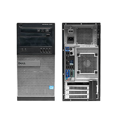 Dell Optiplex 7010 MT i5, 4GB/500GB, WIN 10 Home - B