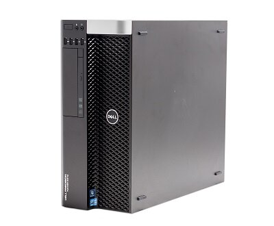 Dell Precision 5810, Xeon E5, 16GB/1TB + 256GB, WIN 10 Home - B